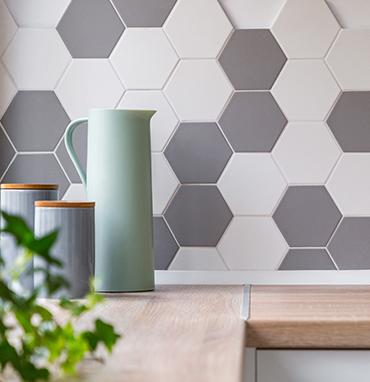 Beliebt Mosaikfliesen - Verfliesung von Rundungen und Säulen! DB68